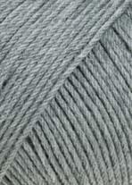 Lang Yarns Merino 130 compact 957.0003 grijs gemeleerd