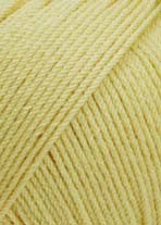 Lang Yarns Merino 130 compact 957.0013 zacht geel