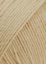 Lang Yarns Merino 130 compact 957.0030 zacht zalm oranje
