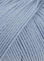 Lang Yarns Merino 130 compact 957.0020 licht blauw