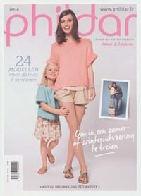 Phildar nr 138 24 modellen voor dames en kinderen (p)