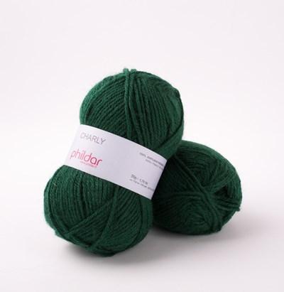 Phildar Charly Cedre 0046 - 1080 - groen donker