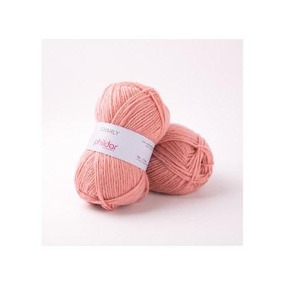 Phildar Charly Rose des sables 0054 - 1278 - roze huidskleur donker