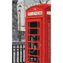 Borduurpakket DMC London Telephone BK1172