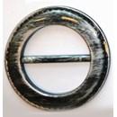 Sluiting gesp 85 mm - grijs