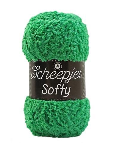 Scheepjes Softy 497 groen