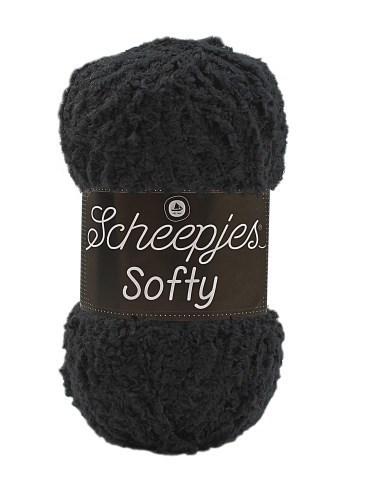 Scheepjes Softy 478 zwart