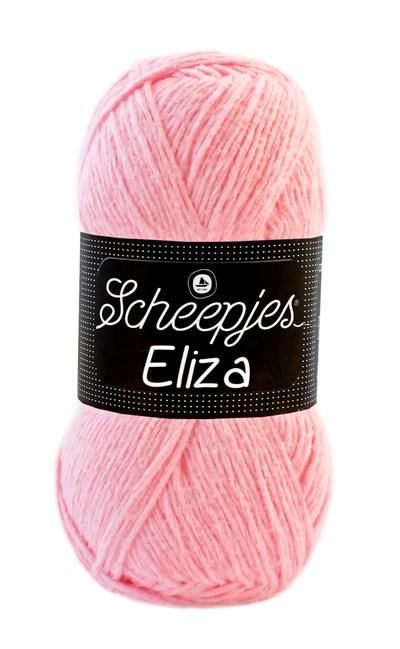 Scheepjes Eliza 230 powder puff roze