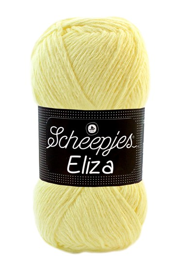 Scheepjes Eliza 210 lemon slice