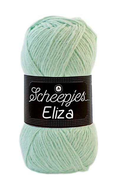 Scheepjes Eliza 213 minty fresh