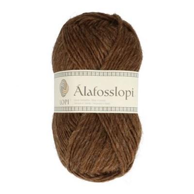 Alafosslopi 0053 acorn heather - lopi