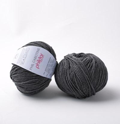 Phildar Cabotine Carbone 0043 - 1370