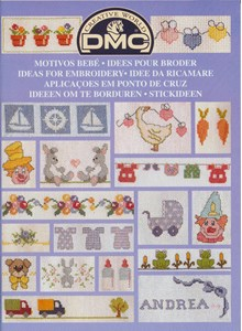 DMC creative world - ideeen om te borduren 12914