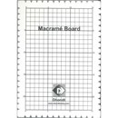 Macrame bord 27 a 19 cm (op=op)