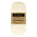 Scheepjes Catona 130 old lace (50 gram) - gebroken wit (levertermijn)