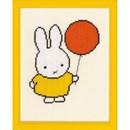 Borduurpakket Nijntje met balon (op=op)
