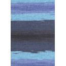 Lang Yarns Merino plus color 926.0032 blauw aqua