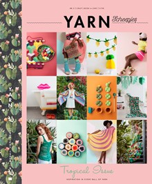 Yarn nr 3 scheepjes - Tropical issue