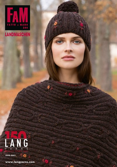 Lang Yarns magazine 244