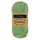 Scheepjes Catona 212 sage green (50 gram)