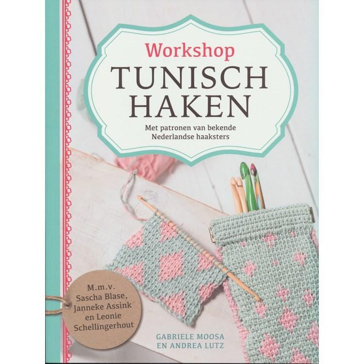 Workshop Tunisch Haken Hobbydoosnl
