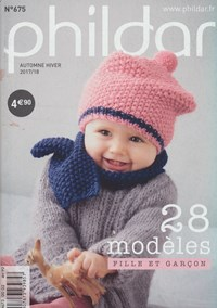 Phildar nr 675 baby