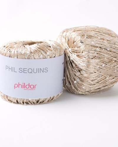 Phildar Phil Sequins Or op=op