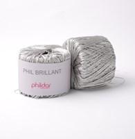 Phildar Phil brillant Argent 0006 - 1370