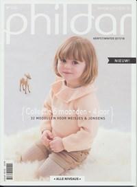Phildar nr 145 32 modellen voor jongens en meisjes 6 mnd t/m 4 jaar