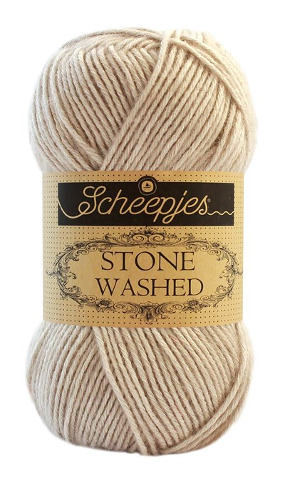 Scheepjes Stone Washed 831 Axinite - naturel