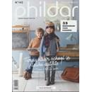 Phildar nr 143 35 breimodellen voor kinderen 2 tot 12 jaar