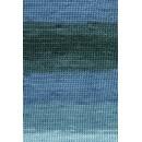 Lang Yarns Gamma colour 914.0018 aqua met zeegroen (op=op)