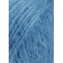 Lang Yarns Lusso 945.0078 aqua blauw