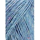 Lang Yarns Magic Tweed 943.0088 aqua blauw