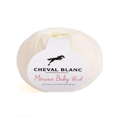 Cheval Blanc Merino Baby Wool 016 Naturel