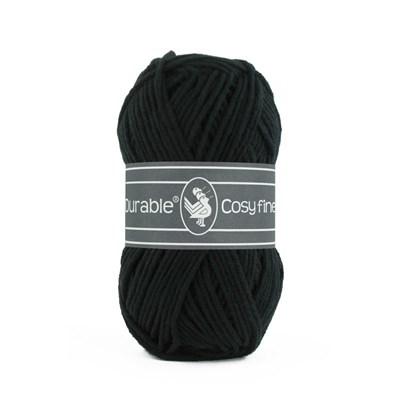 Durable Cosy fine 0325 Black
