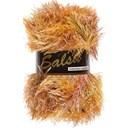 Lammy Yarns Salsa color 617 bruin oranje oker