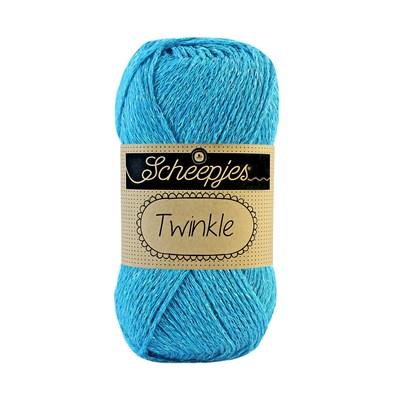 Scheepjes Twinkle 910 fel blauw