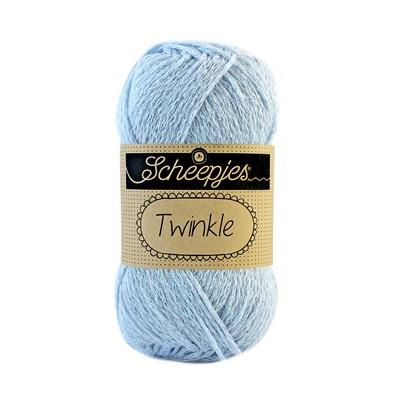Scheepjes Twinkle 907 licht baby blauw