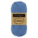 Scheepjes Catona 261 Capri Blue (50 gram)