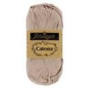 Scheepjes Catona 406 soft beige (50 gram)