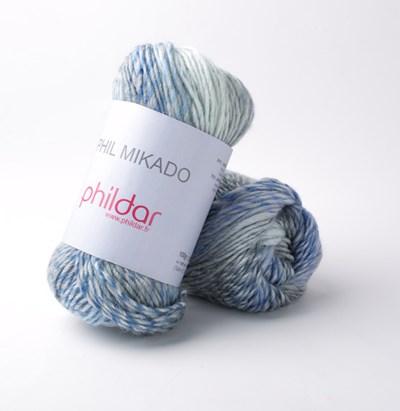 Phildar Phil Mikado Bleuet 0113