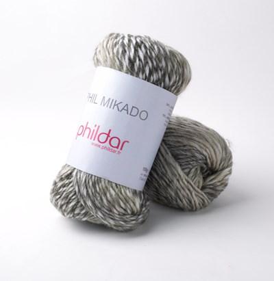 Phildar Phil Mikado Mineral op=op