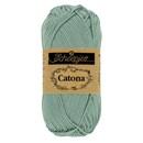 Scheepjes Catona 528 (50 gram) - oud licht blauw
