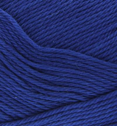 Scheepjes Catona 527 midnight 25 gram - donker kobalt blauw