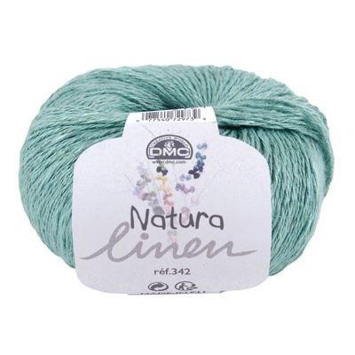 DMC Natura Linen 008 mint