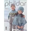 Phildar nr 150 24 winter breimodellen voor kinderen van 2 t/m 12 jaar (p)