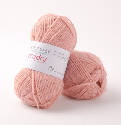 Phildar Super Baby Rose des sables 0158