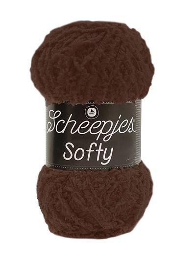 Scheepjes Softy 474 bruin