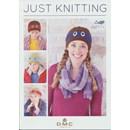 DMC Just Knitting Knitty 4